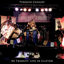 NJ Transiit: Live in Clifton cover art