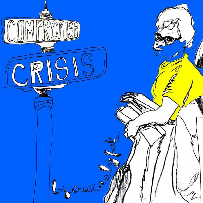 Big Crux is a Big Funk EP cover art