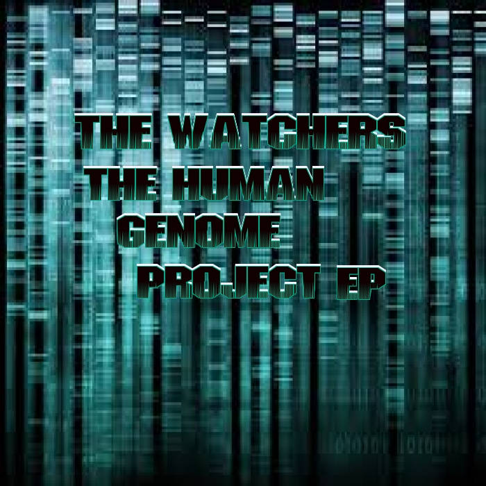 The Human Genome Project EP cover art
