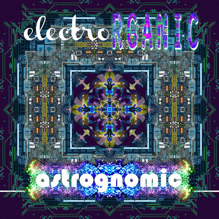 electroRGANIC cover art