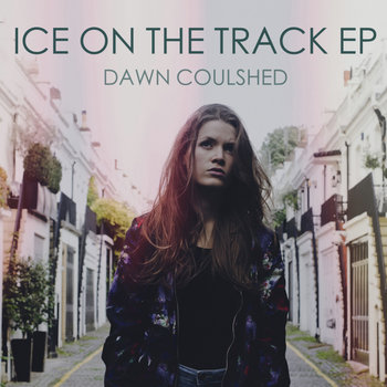 Ice On The Track EP cover art