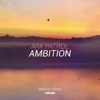 Ambition EP cover art