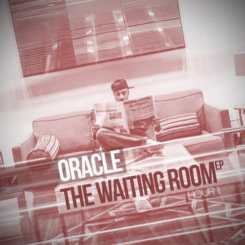 """""""The Waiting Room"""" EP (hour 1) cover art"""