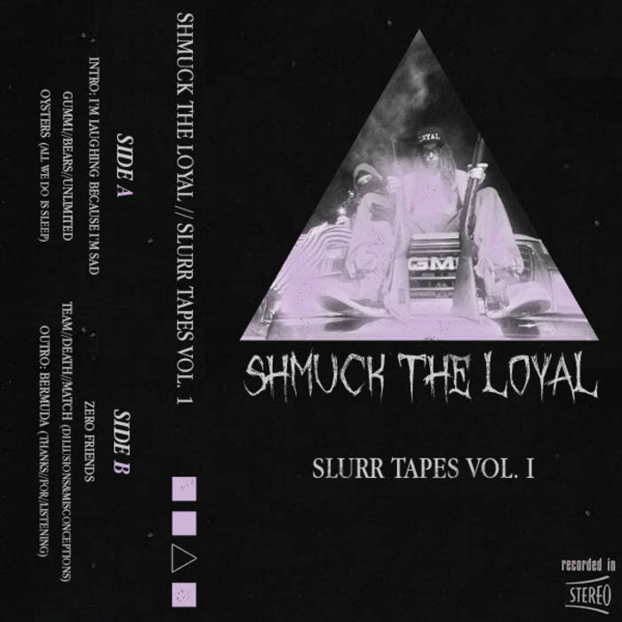 Slurr Tapes Vol. I cover art