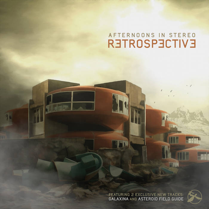 Retrospective cover art