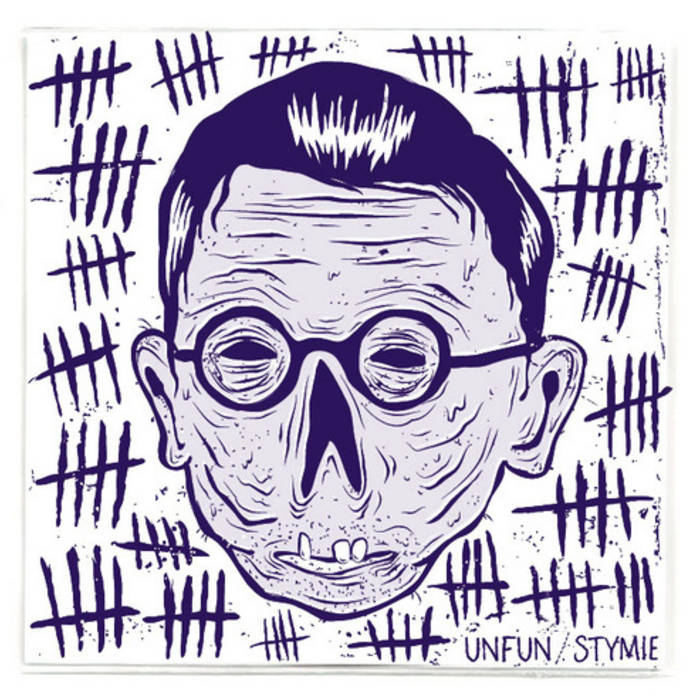 "Stymie split 7"" cover art"