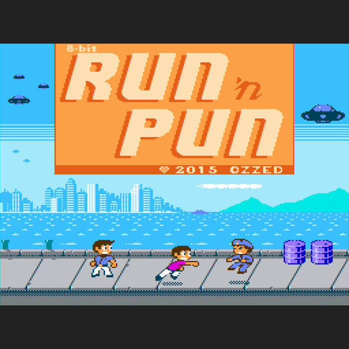 Ozzed - 8​-​bit Run 'n Pun