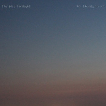 The Blue Twilight cover art