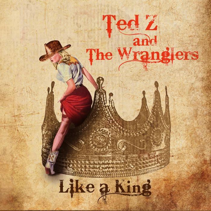Like a King cover art