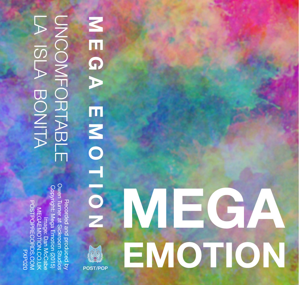 MEGA EMOTION - UNCOMFORTABLE (PXP020)