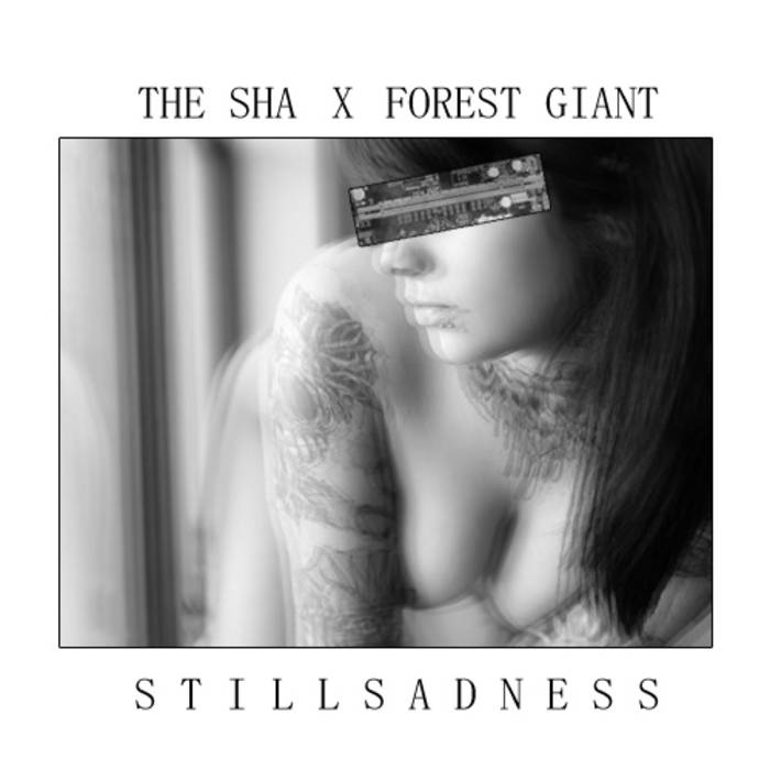 S T I L L S A D N E S S [SPLIT] by FOREST GIANT x THE SHA cover art