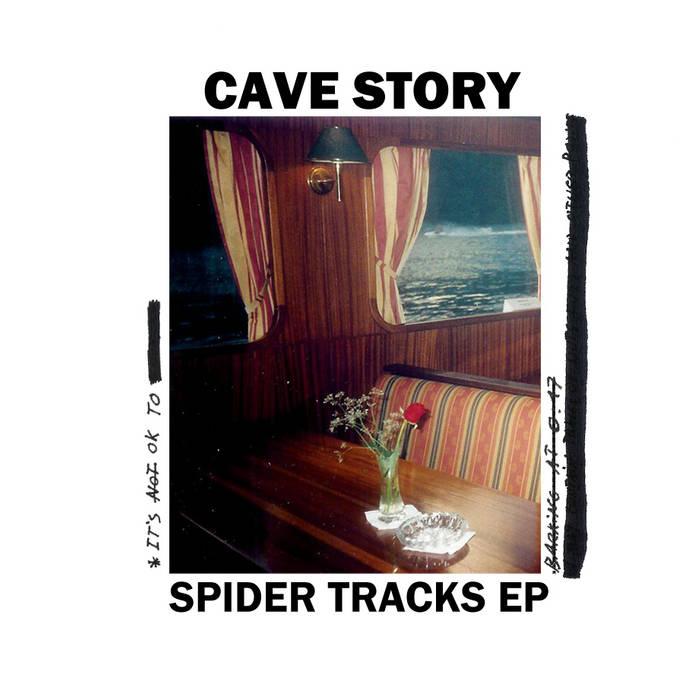 Spider Tracks EP cover art