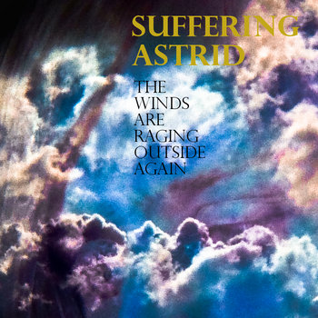 The Winds are Raging Outside Again EP cover art