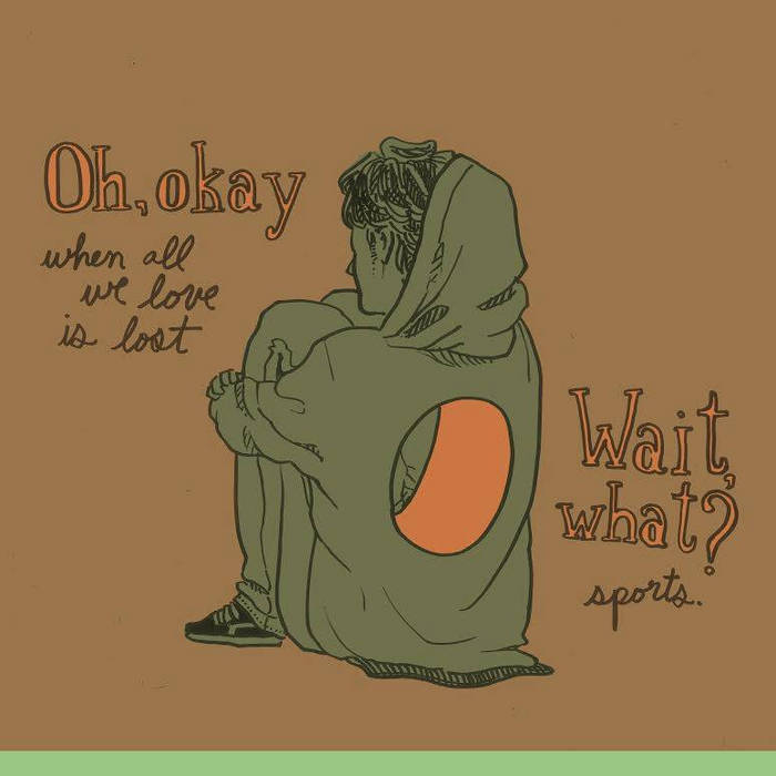 Oh, Okay//Wait, What? cover art