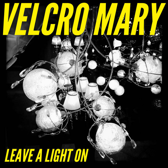 Leave A Light On cover art