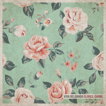 Flores, Carne cover art