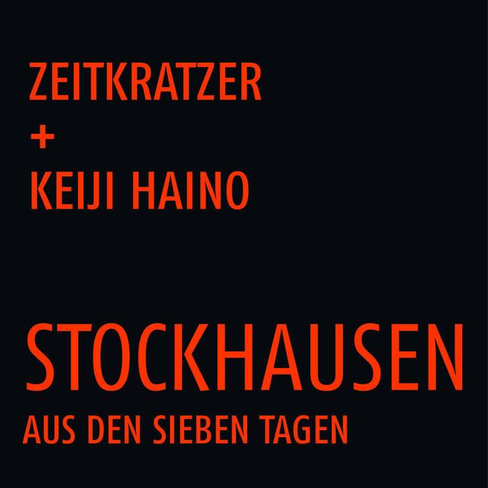 Stockhausen: Aus Den Sieben Tagen cover art