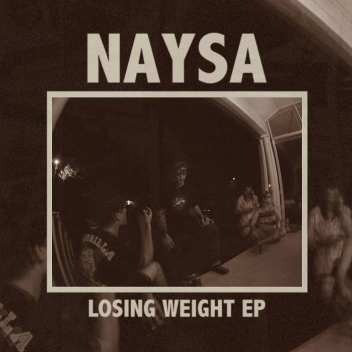 Losing Weight EP cover art