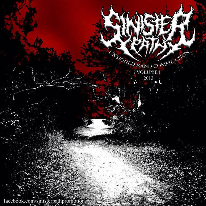Sinister Path Promotions: Unsigned Metal Band Compilation Volume 1 cover art